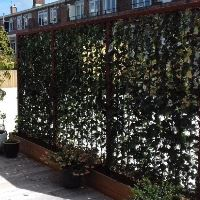 Planters for instant hedging